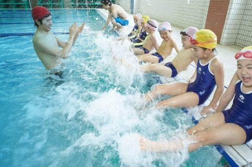 Những lợi ích cho người tham gia môn thể thao bơi lội