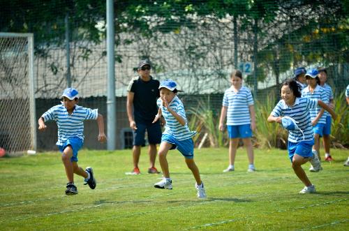 Phát huy vai trò quan trọng của hoạt động thể thao trong nhà trường