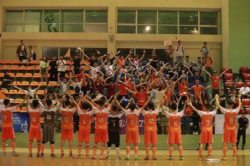 Thể thao sinh viên Việt Nam 2018 hoạt động đầy gắn kết