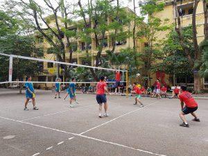 Vai trò của hoạt động thể thao trong sinh viên như thế nào?