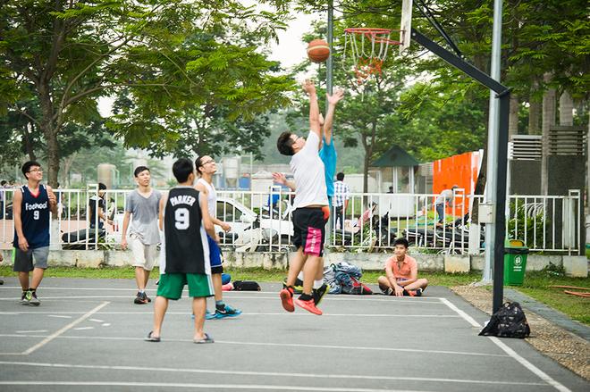 Hoạt động thể thao trong sinh viên hiện nay