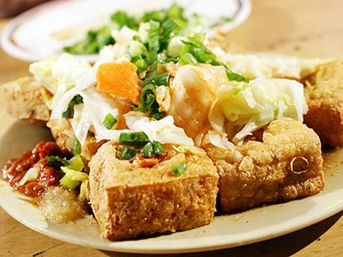 Các món ăn truyền thống của Trung Quốc