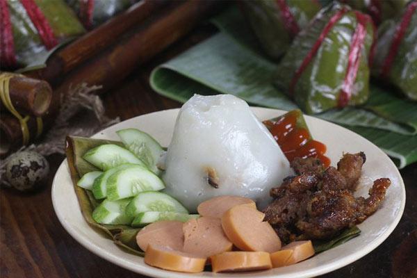 Bánh giò: Món ngon dân dã Hà Nội
