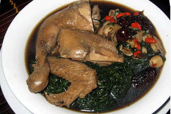 Gàn tần: Món ăn thơm ngon mùa Đông ở Hà Nội
