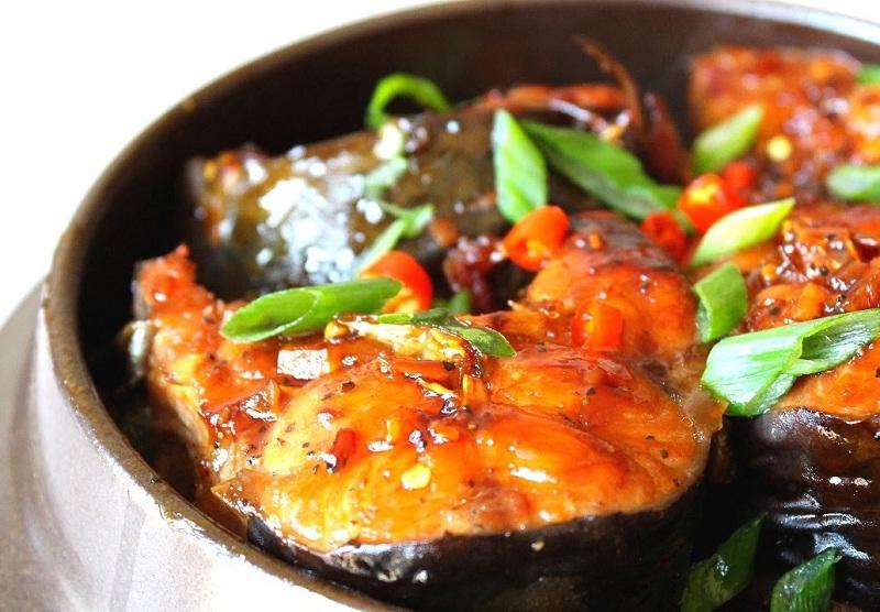 các món ăn từ cá hồi