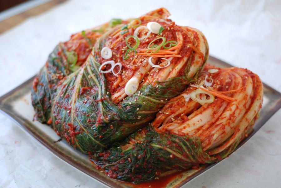 món ăn truyền thống của người hàn quốc