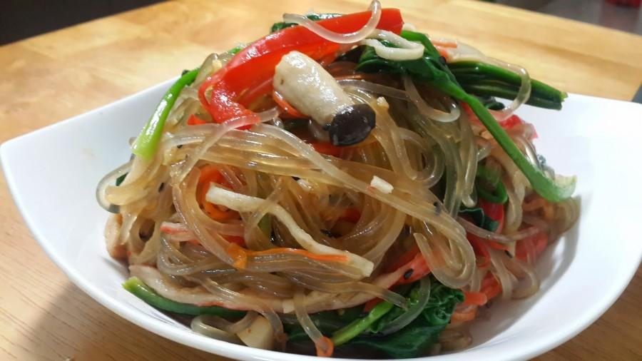 các món ăn truyền thống của hàn quốc