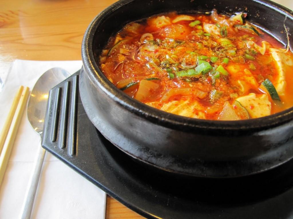 món ăn truyền thống của hàn quốc