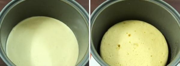 nguyên liệu làm bánh bông lan