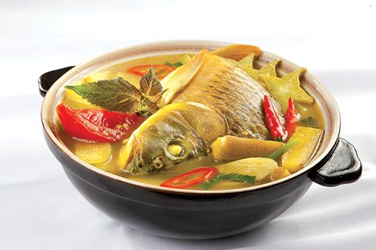 Cá chép nấu bung món ăn chuẩn vị miền Bắc với hương thơm độc đáo